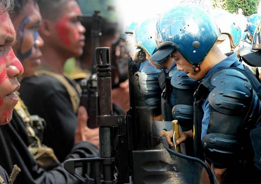 NPA calls on police, military to join move to remove Aquino