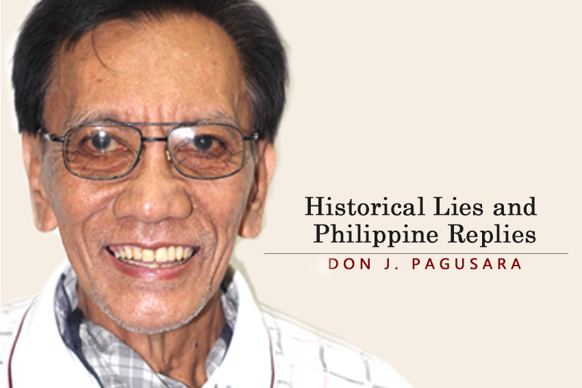 Historical Lies and Philippine Replies