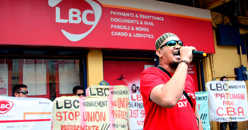 LBC Davao workers want explanation on CBA deadlock