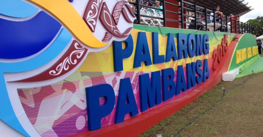 Palarong Pambansa 2015 formally opens