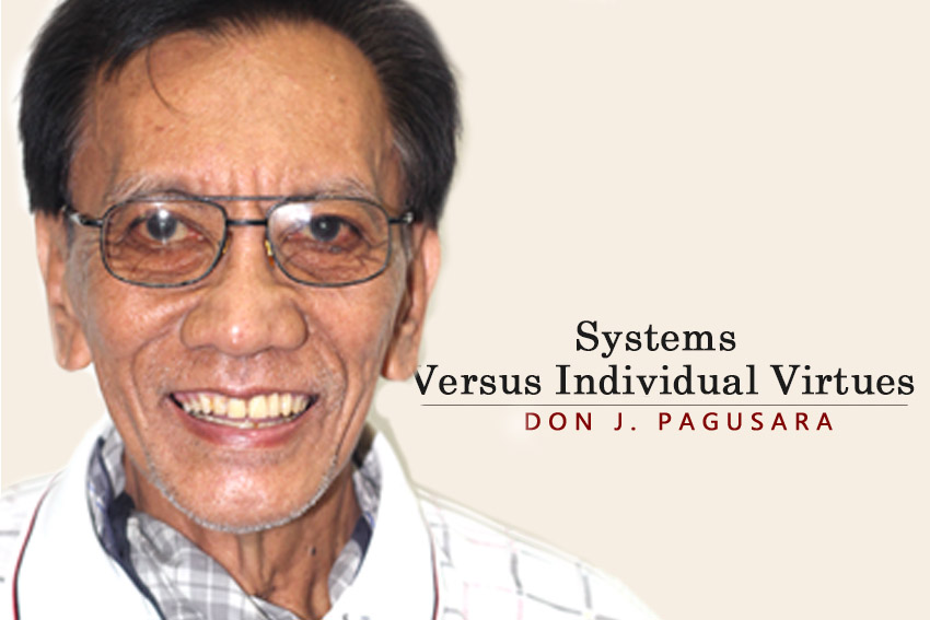 Systems Versus Individual Virtues