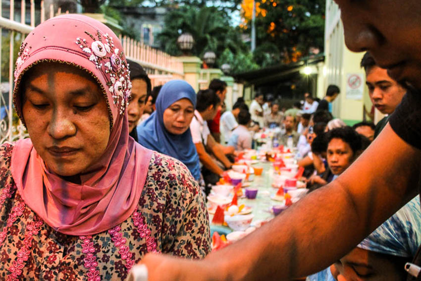 Ramadhan in Davao