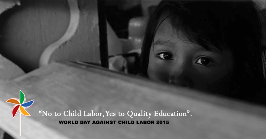 World day against child labor launched
