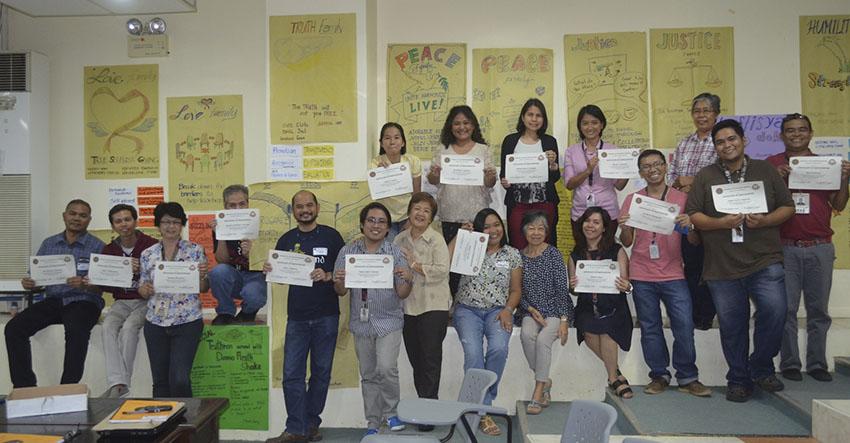UP Mindanao teachers undergo training on mentoring approach