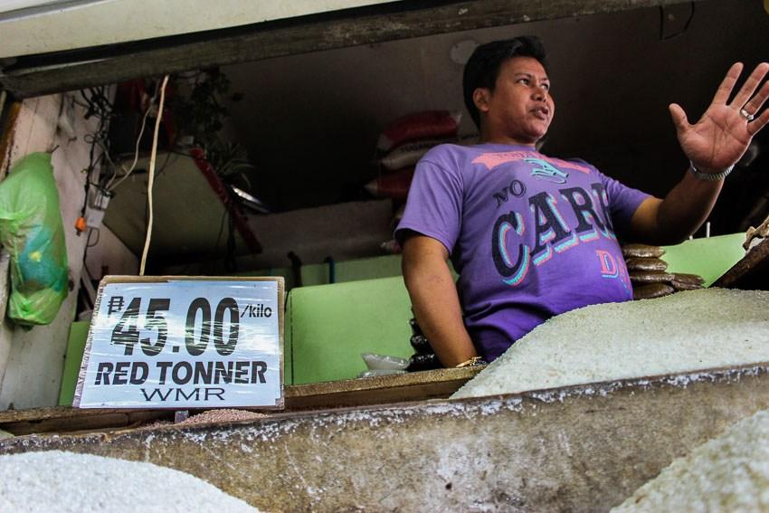 Duterte orders CIDG to probe fake rice issue