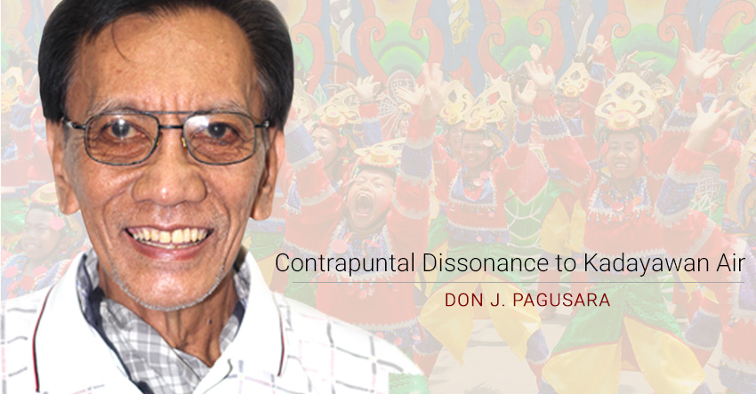 Contrapuntal Dissonance to Kadayawan Air
