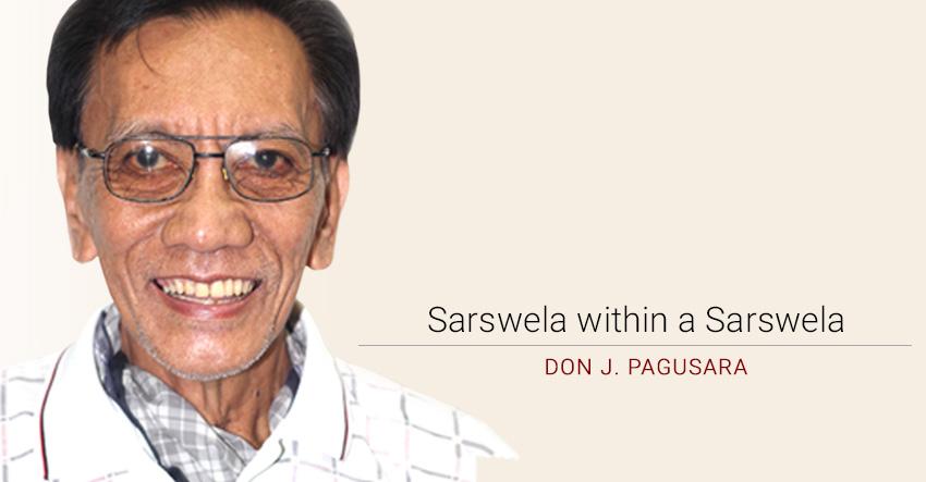 Sarswela within a Sarswela