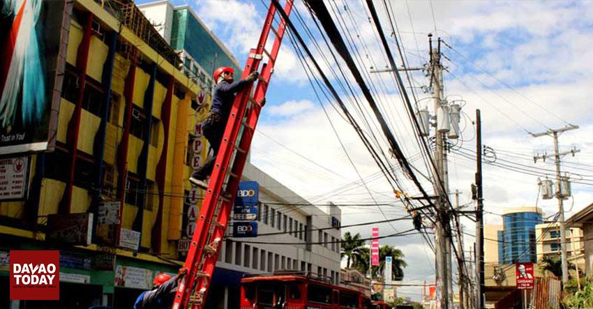 Good news: Power supply improves