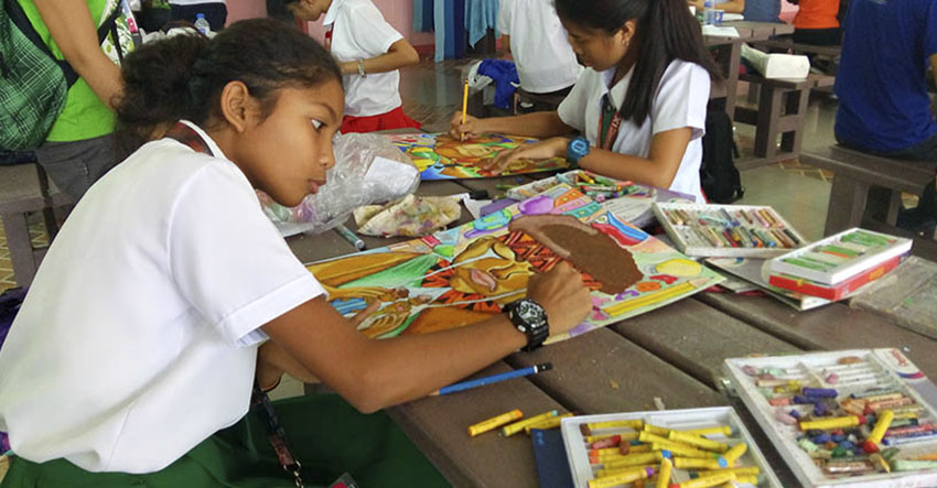 Literary and Arts Fest for Lumad education highlights Reading Month in Davao City