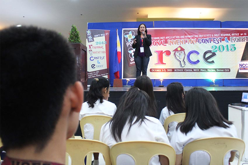 IN PHOTOS | Inventors young, old gather in Davao