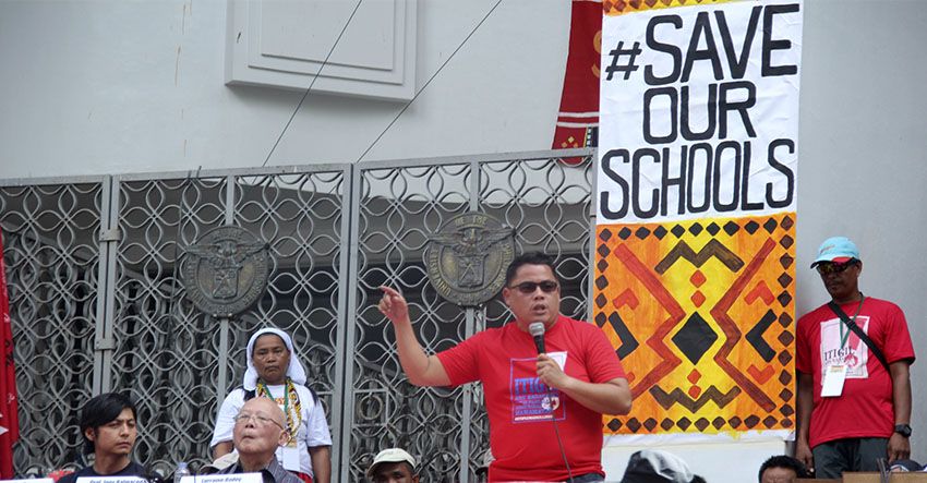 Red-tagging, vilification push Lumad to march to Manila