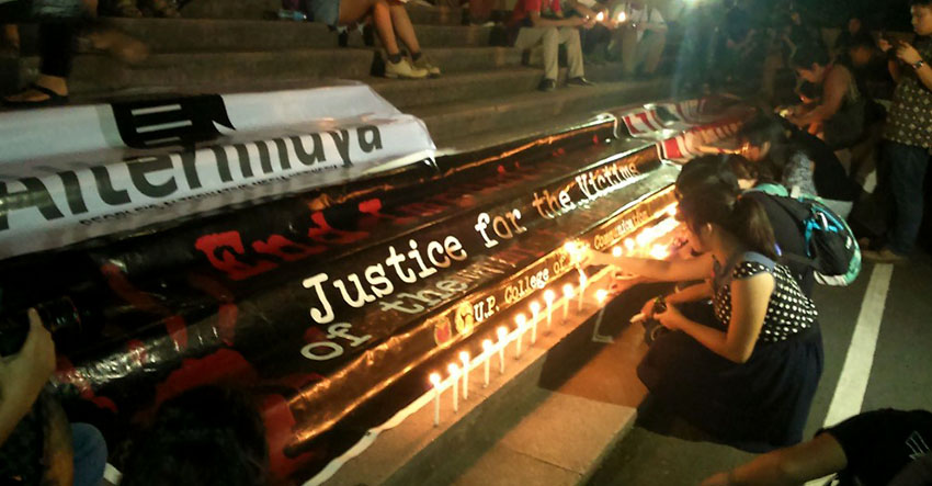 Ampatuan Massacre, a grim symbol of reigning impunity under Aquino