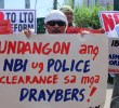 Transport group criticizes LTO over NBI clearance
