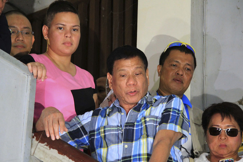 Sara Duterte calls for unity, vigilance after Davao City explosion