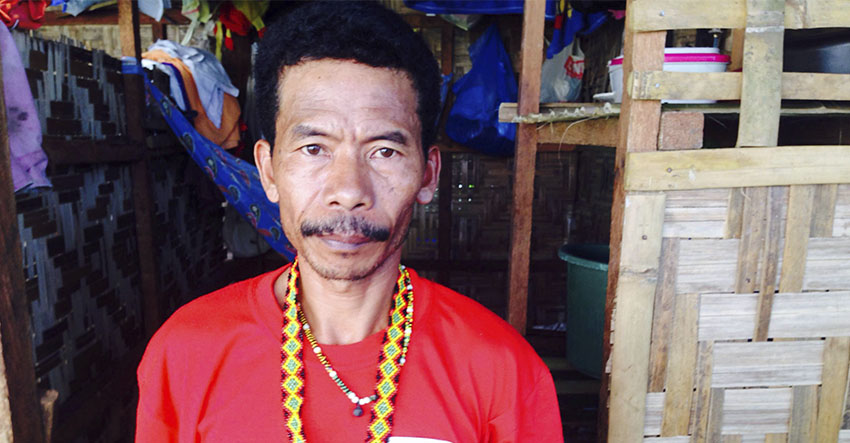 Christmas wish: Lumad leader wants gov't to see IP situation  (Part 2 of 2: We are not rebel supporters)