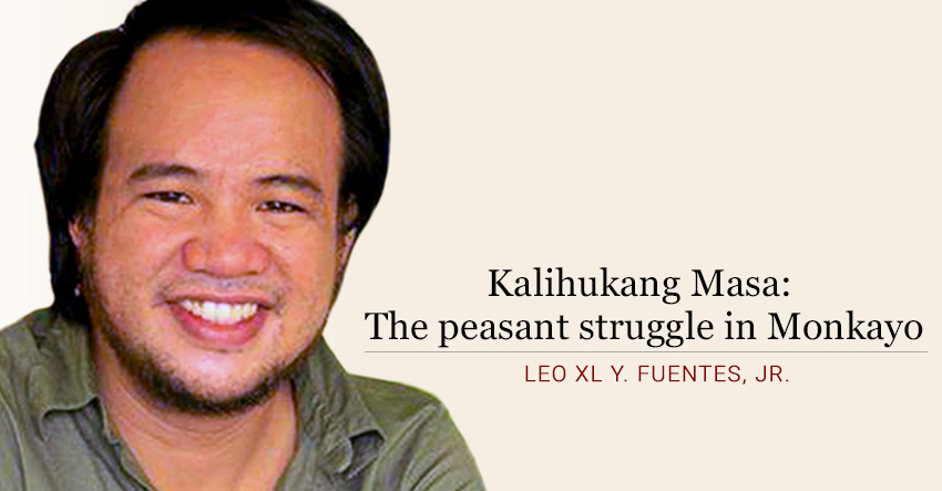 Kalihukang Masa: The peasant struggle in Monkayo