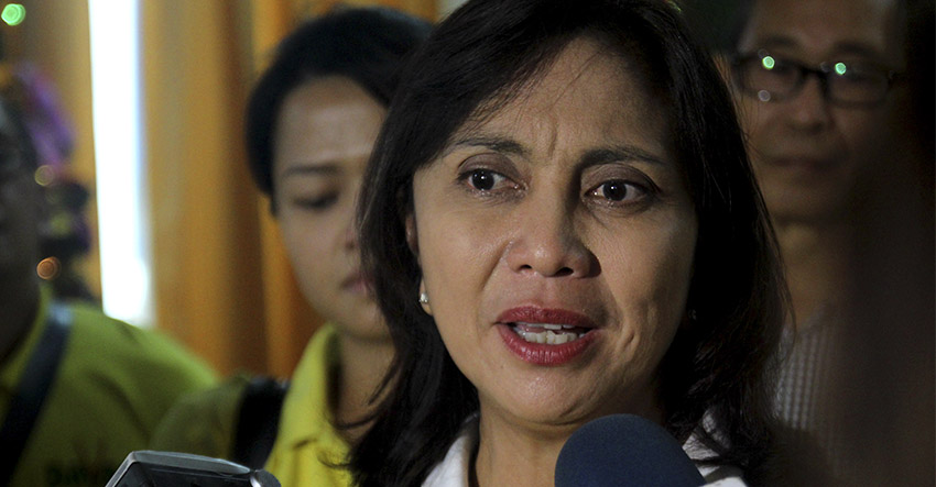Leni on Duterte-Roxas bickering: Move on