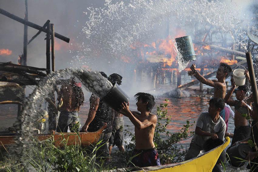 BUCANA FIRE