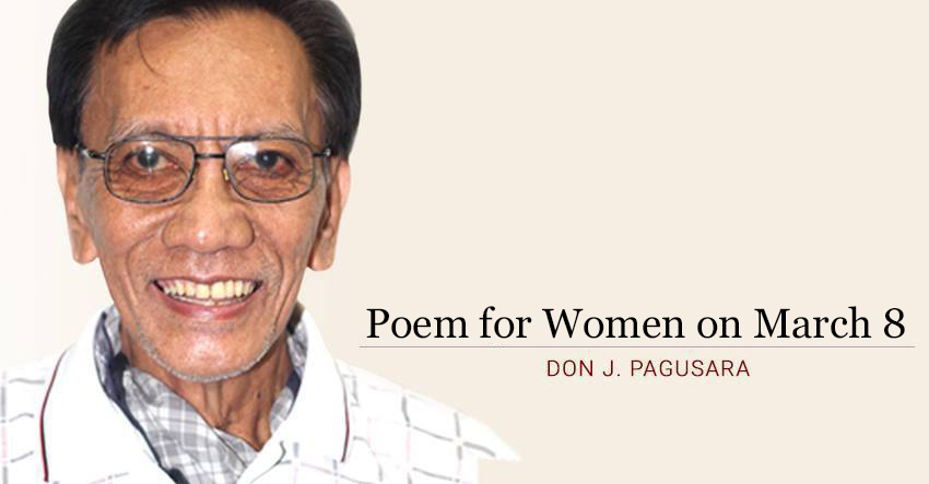 Poem for Women on March 8
