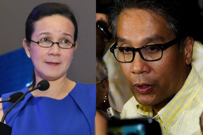 Poe, Roxas included in a shortlist by religious coalition
