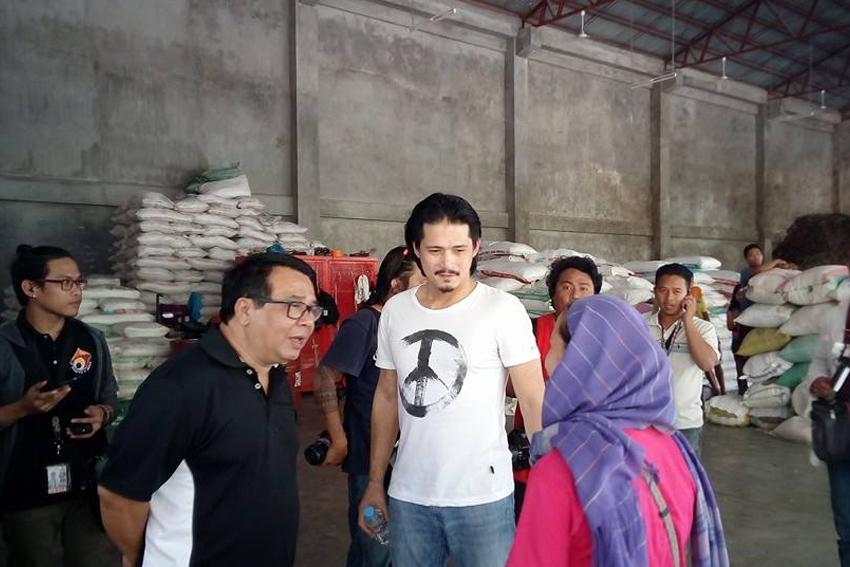 Calls to donate rice for farmers in North Cotabato intensify