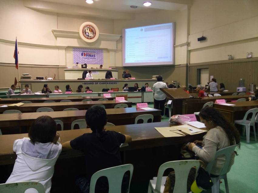 Partial, unofficial: Davao City goes for Du-Cay