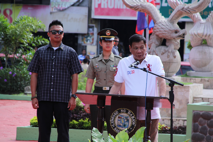 Davao city employees to get P10K as Duterte exits