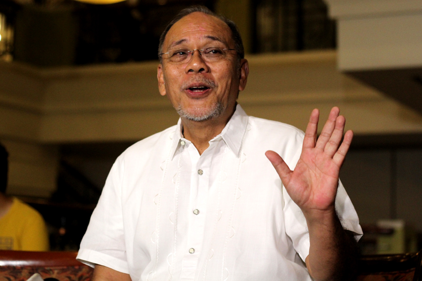 ANOTHER DUTERTE SPOKESPERSON. Ernesto Abella will be sitting as one of the designated presidential spokespersons of incoming president Rodrigo Duterte. Abella, a native of Davao City is the president and founder of the Southpoint School. (Ace R. Morandante/davaotoday.com)