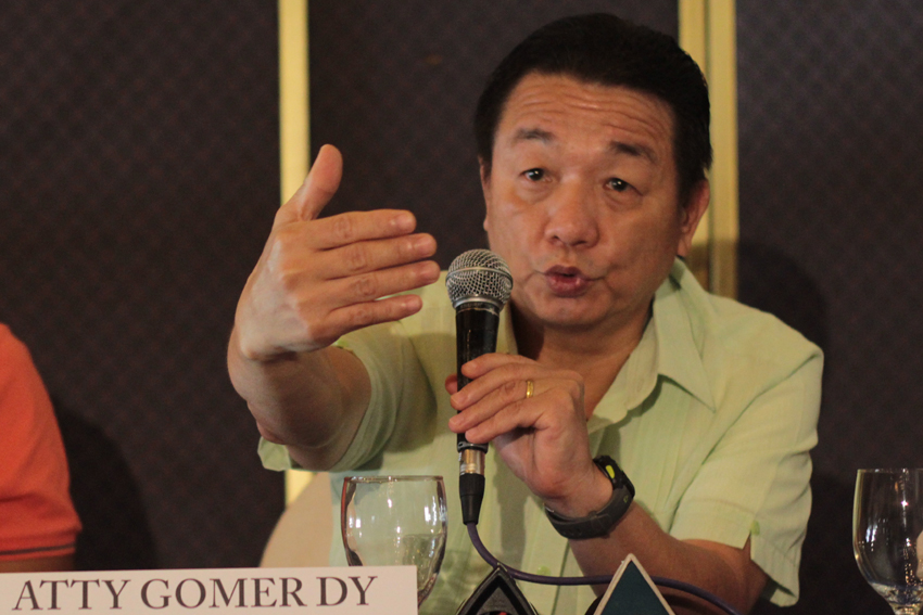 CHANGE IS COMING FOR LTO. Atty. Gomer Dy, Land Transportation Office (LTO) XI director said that there are 81,468 backlog licenses in Davao Region as of June 3. As the new administration comes in, Dy announced that the focus of the Duterte administration for the agency is to speed-up the processing and hearing of administrative cases against LTO personnel. (Ace R. Morandante/davaotoday.com)