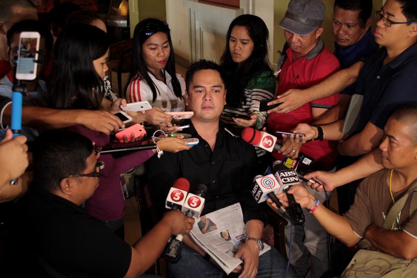 NUJP scores Andanar for blaming media over Duterte's Martial law remark