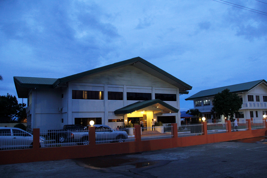 MALACAÑANG OF THE SOUTH