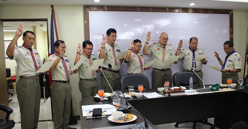 Avisado is BSP national pres, Rellon is VP for Mindanao
