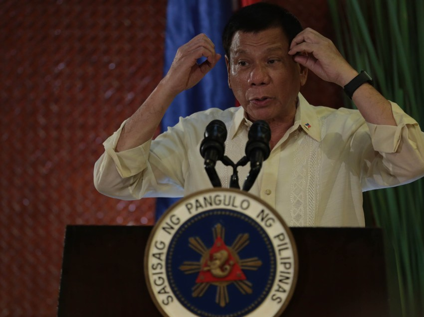 Global activists: Duterte's SONA should tackle peoples' rights, peace talks