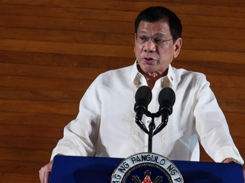 Duterte wants abolition of partylist system in new Constitution