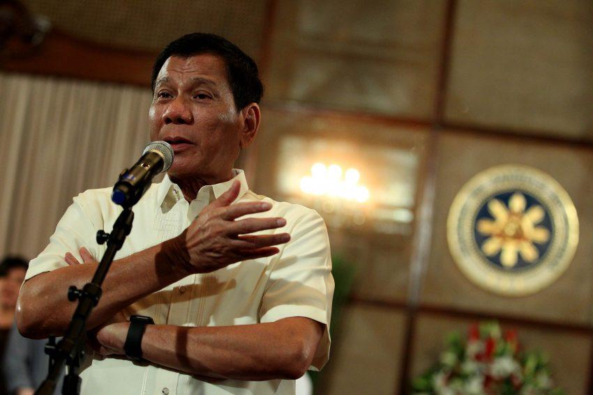 Duterte tells companies: stop contractualization