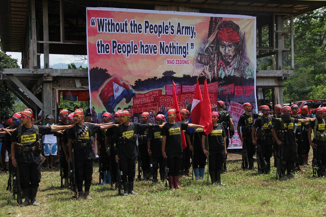 NPA releases 2 soldiers held captive for 2 months