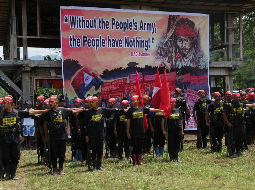NPA frees 2 captive soldiers in Davao del Sur