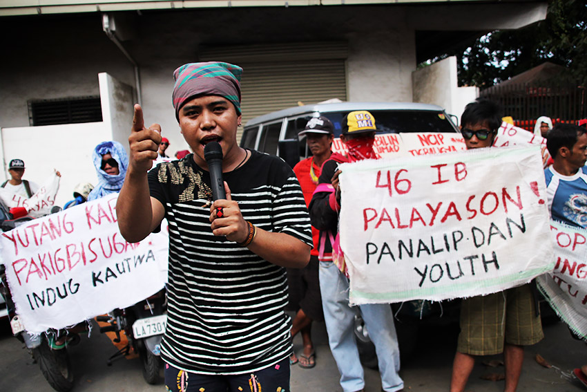 NCIP hit for being 'mum' on Lumad killings, displacement