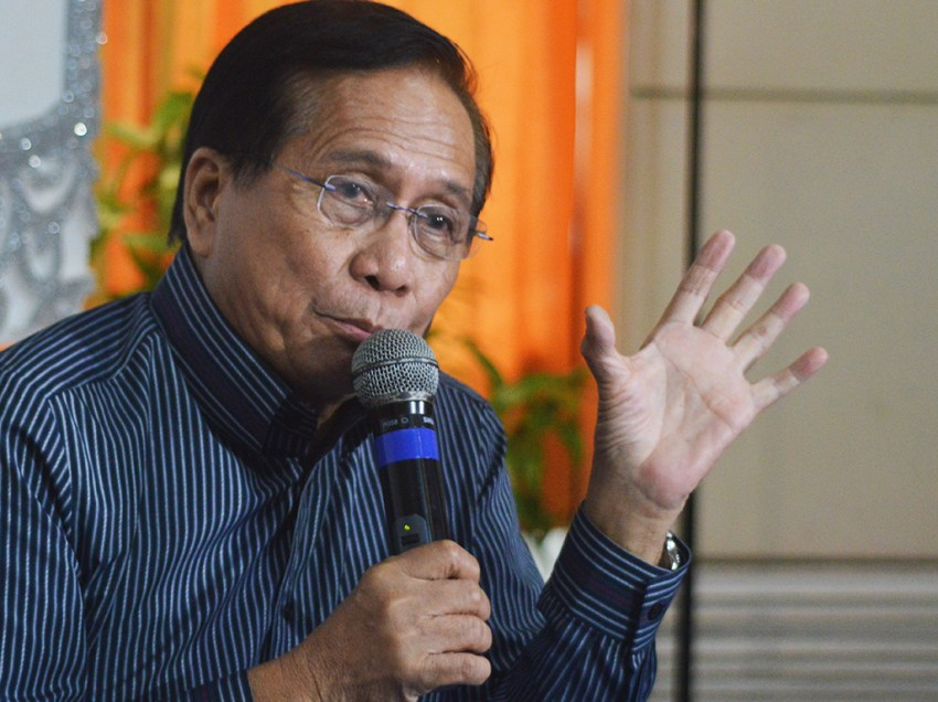 Dureza hits back at critics on 'delayed' release of prisoners