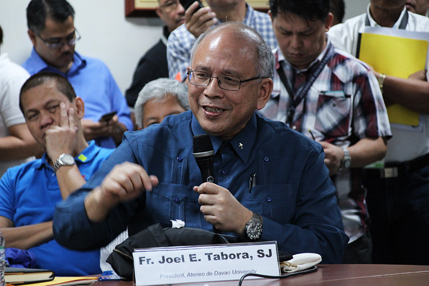 Ateneo de Davao school prexy to head CEAP