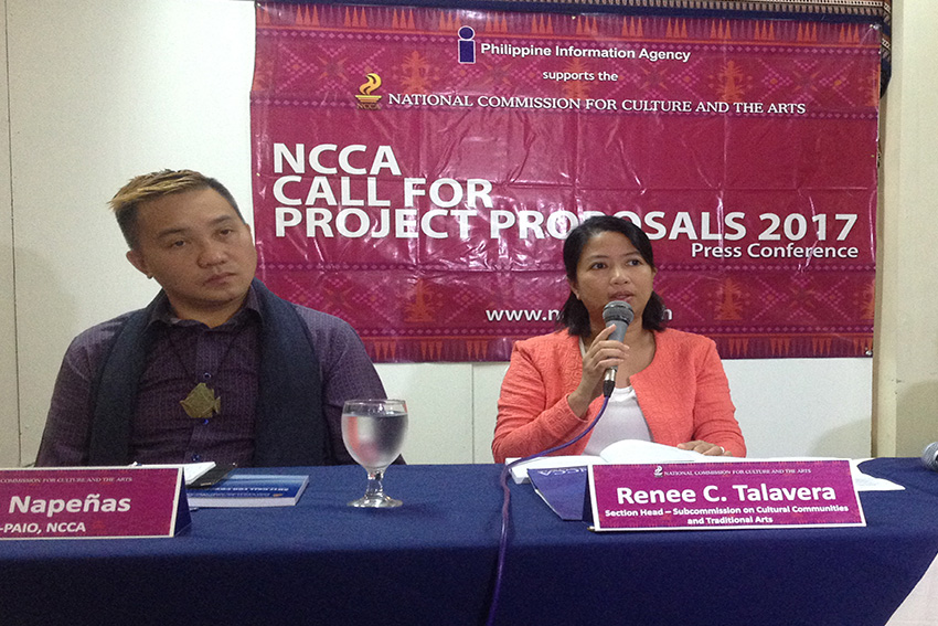 NCCA call for proposal 2016