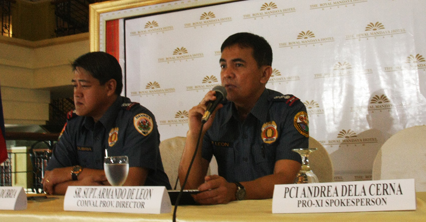 Dubria: no relief for Paquibato police chief on zero drug case report