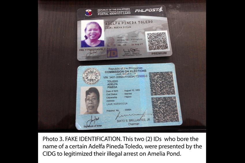 CIDG falsified Lumad school teacher's identity, says group