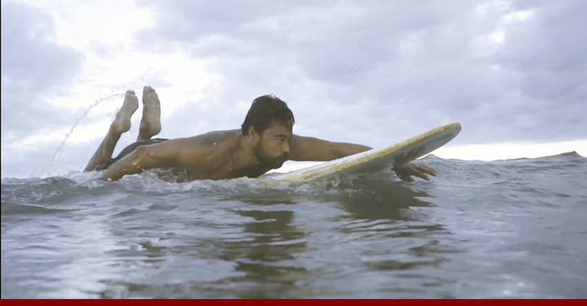 "Apocalypse Child ""surfs"" its way to cinemas on October 26"