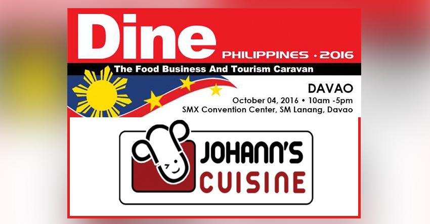 Taste Ozamiz in Dine Philippines 2016