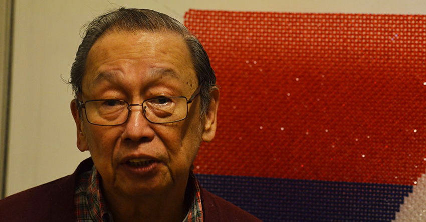It's premature to talk about laying down of arms – Sison