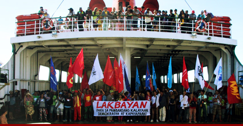 Welcoming back the Lumad
