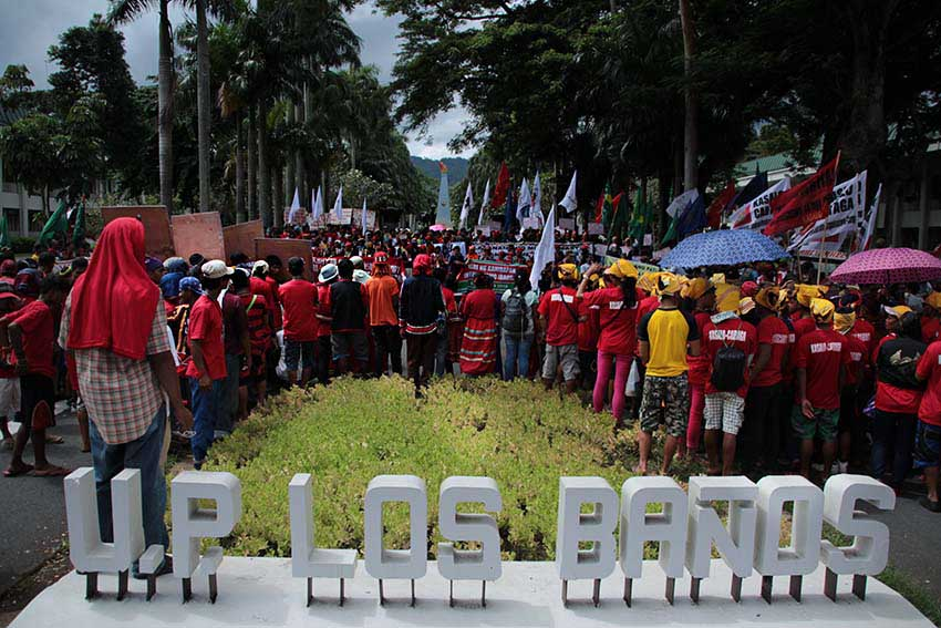 Mindanao caravan for peace reaches Laguna