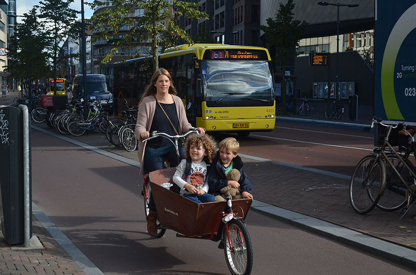 PHOTOS | The bike-friendly city of Utrecht