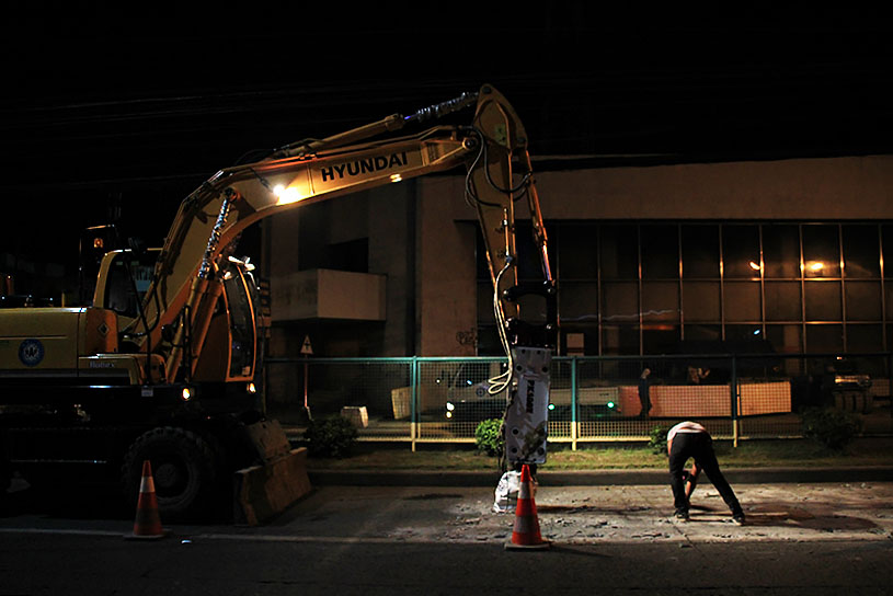 Water district pipes delaying DPWH's 'traffic-generating' road projects